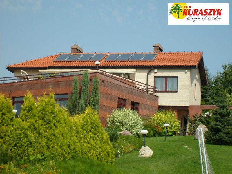 Brzesko Pc 7kW + Solary 8 szt.
